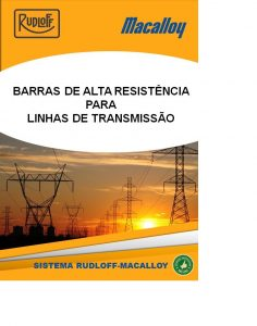 BARRAS DE ALTA TENSÃO