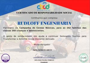 Certificado ABCD